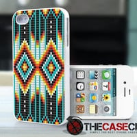 Native American Tribal 55 - iPhone 4 or iPhone 4s Case, Cover