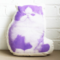 Lazy Oaf | Lazy Oaf | Areaware Persian Cat Cushion
