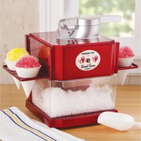 Shop Waring Pro Snow Cone Maker, SCM 100 at CHEFS.