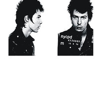 Sid Vicious by OBEY ZOMBIE