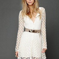 Free People Margo Waist Belt
