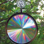 Rainbow Window Holographic Prism