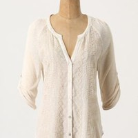 Catalpa Buttondown - Anthropologie.com