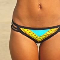 The &quot;Chelsea&quot; REVERSIBLE BIKINI bottoms