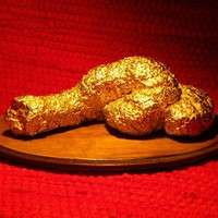 Golden Poop Award Plaque - Gift - Gold Fake Dog Poop, Poo, Crap, Joke, Professional Prankster, Movie Prop, Brown Fido, BrownFido