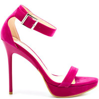 Promise Shoes - Romania - Fucshia