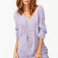 Haven Knit - Lavender