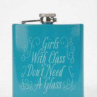 6oz Fun Flask - Black One