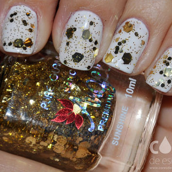 Cole??o Pure Glam ? Sancion Angel (Parte I) | Cores de Esmaltes on we heart it / visual bookmark #15910301