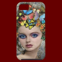 Butterfly Fairy iPhone 5 Case from Zazzle.com