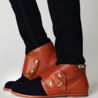 Bass Sloane Ankle Boot at Free People Clothing Boutique