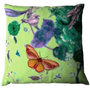 Timorous Beasties Cushions - Butterfly Blurr