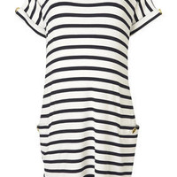 Maternity Stripe Tunic - Maternity - Apparel - Topshop USA