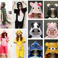 Unisex Cosplay Anime Costume/Kigurumi Pajamas/Halloween/Fancy praty dress