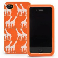 Amazon.com: Kate Spade iPhone 4 Giraffes: Cell Phones & Accessories