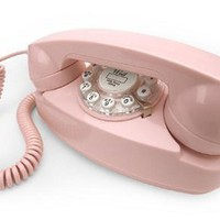 Crosley 1950's Princess Phone - Pink