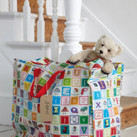 A-Z Storage Bag ? Cox &amp; Cox, the difference between house and home.