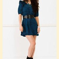 Maze Ways Dress                    - Francesca&#x27;s Collections