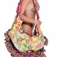 Agua Bendita Accessories: Bendito Varadero Bag - Cacique Boutique