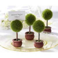 Kate Aspen Topiary Place Card Holder (Set of 12)