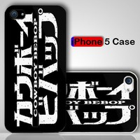 Cowboy Bebop CB3B Custom iPhone 5 Case Cover
