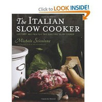 The Italian Slow Cooker [Paperback]