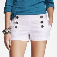 "2 1/2"" SAILOR SHORTS at Express"