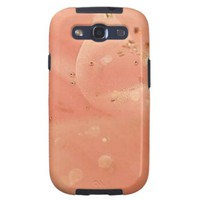 Diamond Coral Pink Galaxy SIII Cases from Zazzle.com
