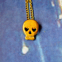 Forbidden Skull Necklace | Trinkettes