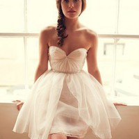 Fashion / Sarah Seven Wedding Dresses
