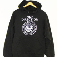 One Direction Ramones Hoody | fresh-tops.com