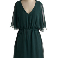 Happily Evergreen After Dress | Mod Retro Vintage Dresses | ModCloth.com