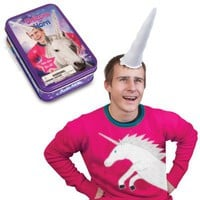 Inflatable Unicorn Horn- Archie McPhee & Co.