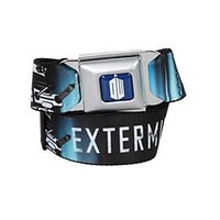 Doctor Who Dalek Seat Belt Belt - 634990
