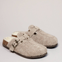 AEO Cabled Clog | American Eagle Outfitters