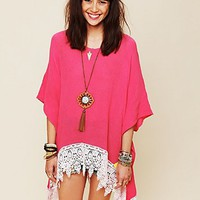 Free People Beach Kaftan