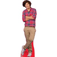 Amazon.com: (18x67) Harry - One Direction Lifesize Standup Poster: Home & Kitchen