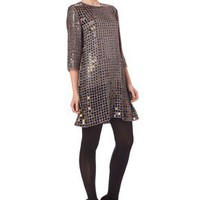 Solar Heat Tunic Dress - Party Shop - French Connection Usa