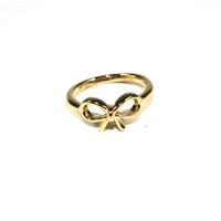 Bow Knuckle Ring | VidaKush