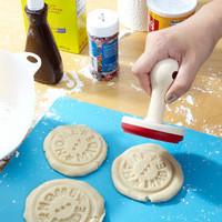 """Home Made"" Cookie Stamper 