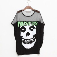 UNICORNOLOGY — MISFITS TOP