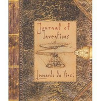 Journal of Inventions: Leonardo da Vinci by Jaspre Bark