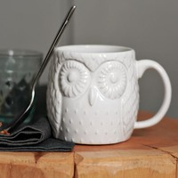 Figurative Owl Mug | west elm