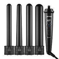 Sephora: 4P Interchangeable Barrel Curler Set : flatirons-stylers-curlers-hair-tools-accessories-tools-accessories