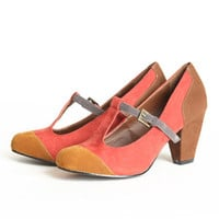 tara lynn t-strap heels - $58.99 : ShopRuche.com, Vintage Inspired Clothing, Affordable Clothes, Eco friendly Fashion