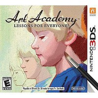 Nintendo  Art Academy: Lessons for Everyone 3DS