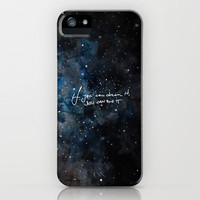 You can do it iPhone Case by Betul Donmez | Society6