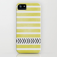 STRIPES AND ARROWS iPhone Case by Allyson Johnson | Society6