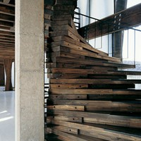 Eye catching things / amazing staircase