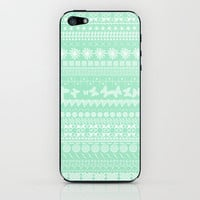 Minty-Licious iPhone & iPod Skin by Shawn Terry King | Society6